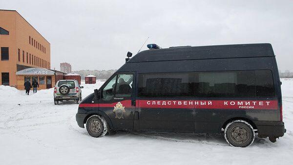 Машина Следственного комитета РФ