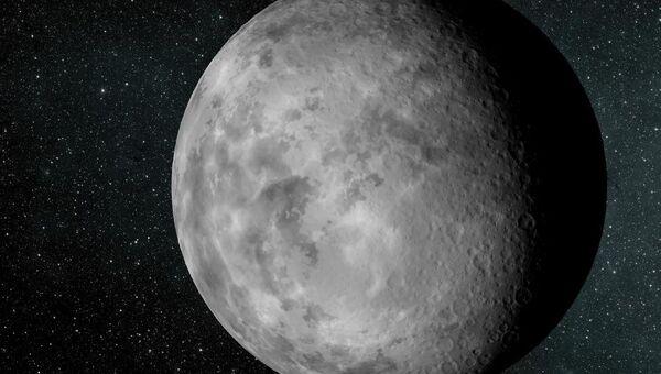 Планета  Kepler-37b, взгляд художника