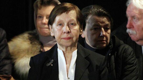 Светлана Кармалита. Архивное фото