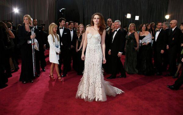 Кристен Стюарт на 85-й церемонии вручения премии Оскар