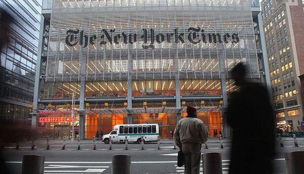 The New York Times. Архив