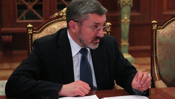 Сергей Новиков. Архивное фото