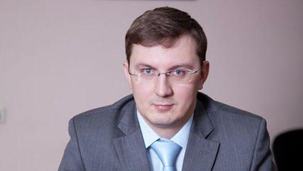 Гендиректор управляющей организации Колэнергосбыта ООО КРЭС-Альянс Руслан Червяков