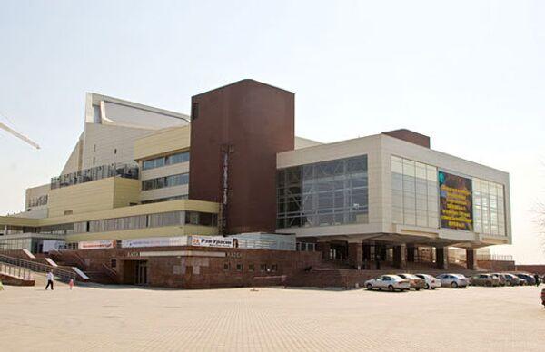 Красноярская филармония, архивное фото