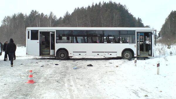 ДТП на Полевском тракте