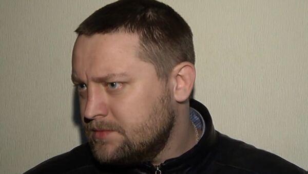 Подозреваемый в нападении на худрука балета Большого театра Сергея Филина Юрий Заруцкий