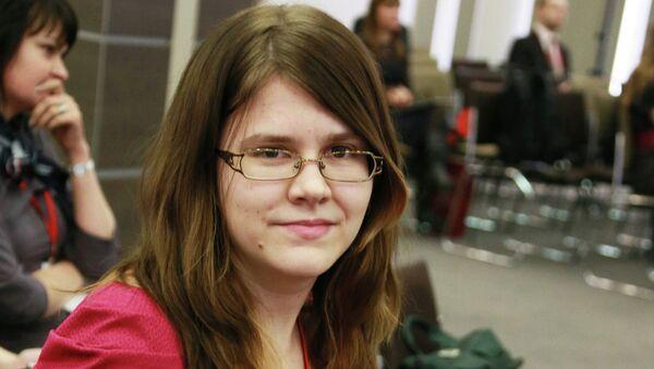 Ольга Добровидова, архивное фото