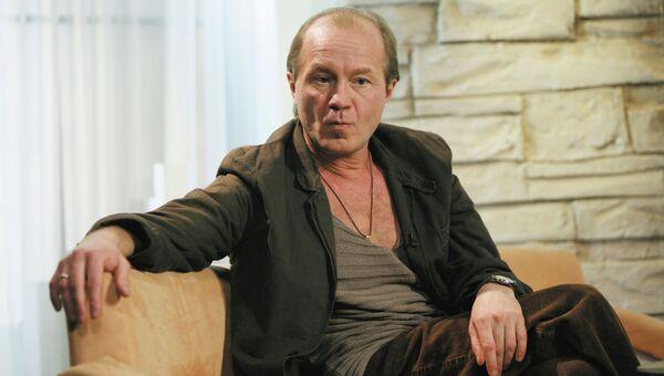Актер Андрей Панин. Архив