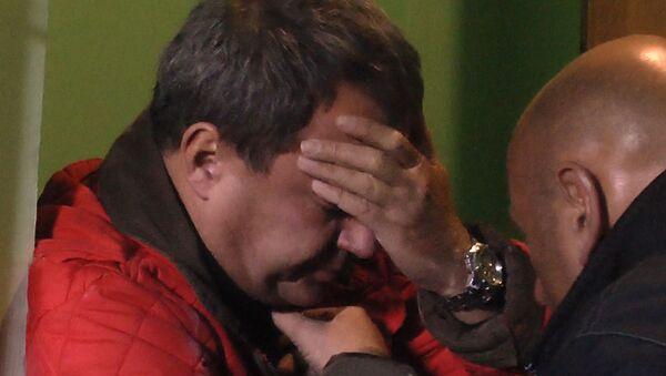 Реакция соседей и близкого друга на смерть актера Андрея Панина