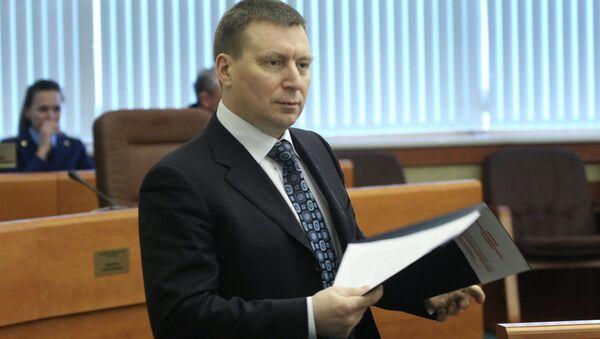 Андрей Метельский. Архивное фото