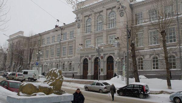 Томский политехнический университет (ТПУ), фото из архива