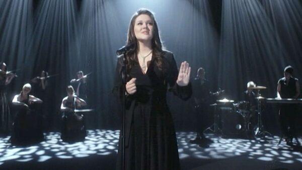 Гарипова рассказала о волнении перед Евровидением и презентовала клип