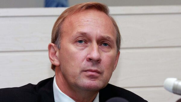 Ректор Новосибирского государственного медицинского университета (НГМУ) Игорь Маринкин, архивное фото