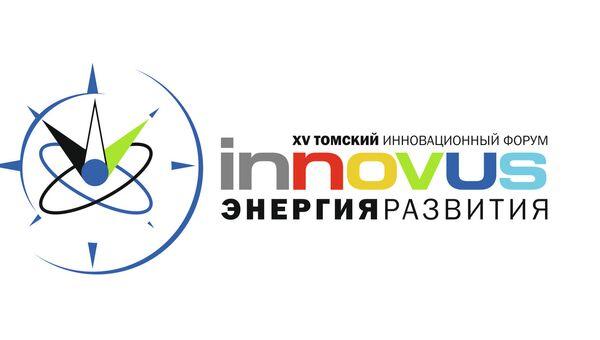 Логотип томского инновационного форума в 2013 г
