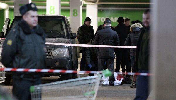 Адвокат Сергей Кузнецов убит на парковке магазина в Москве