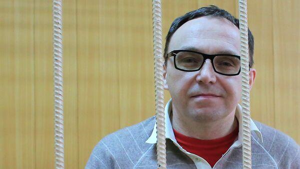 Директор благотворительного фонда Валерия Гергиева Игорь Зотов