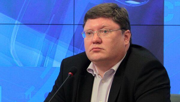 Депутат Андрей Исаев. Архивное фото