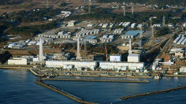 АЭС Фукусима-1. Архивное фото