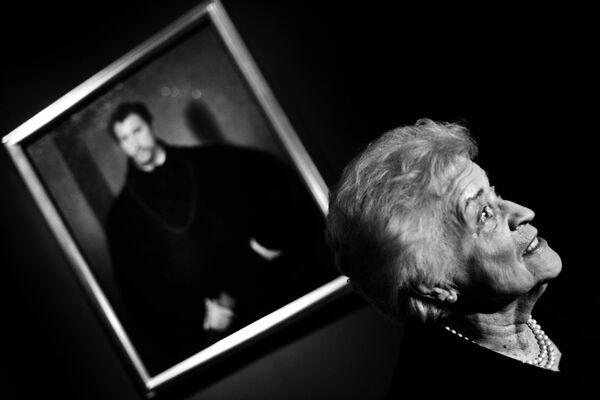 Директор Государственного музея изобразительных искусств имени Пушкина Ирина Антонова. Фото Владимира Вяткина из серии Эхо Истории/Мировая культура в лицах.
