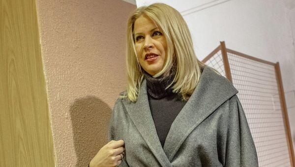 Экс-руководитель департамента имущественных отношений Минобороны РФ Евгения Васильева. Архив