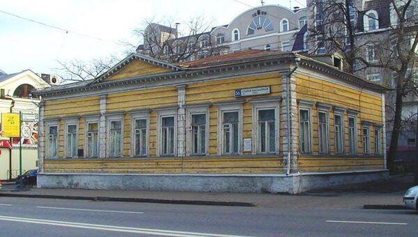 Дом-музей дяди Александра Пушкина откроется в Москве
