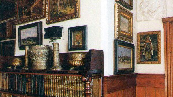 Российский музей-заповедник Поленово (Тульская область)