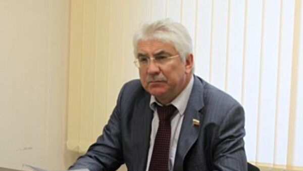 Депутат Госдумы Алексей Чепа. Архивное фото