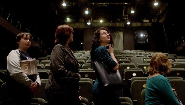 Акция Ночь в театре. Архивное фото