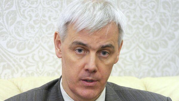 Алексей Майоров. Архивное фото