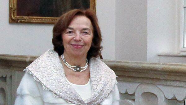 Ливия Клаусова. Архивное фото