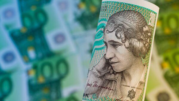 Датская крона и Евро