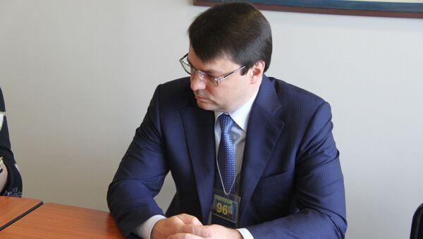 Генеральный директор ФосАгро Максим Волков