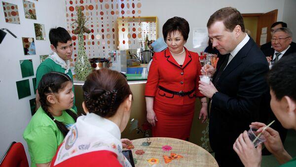 Рабочая поездка Дмитрия Медведева в Якутию