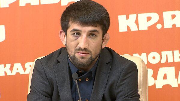 Мирзаев рассказал, о каком известном узнике читал книгу в СИЗО