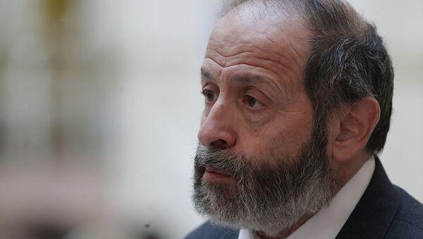 Депутат партии Яблоко - Борис Вишневский. Архивное фото