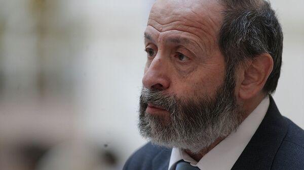 Депутат партии Яблоко - Борис Вишневский