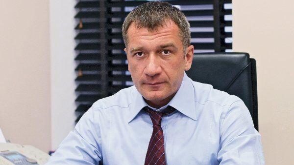 Депутат законодательного собрания Ленинградской области,  секретарь регионального отделения партии Единая Россия Владимир Петров