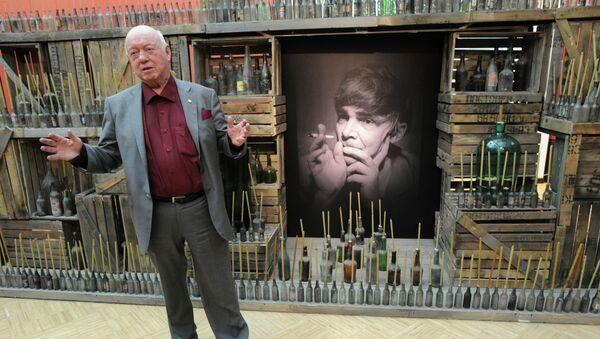 Ретроспективная выставка Бориса Мессерера в Москве