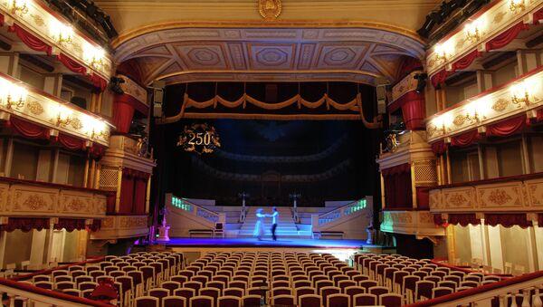 Малый театр восстановил спектакль для детей Умные вещи по Маршаку
