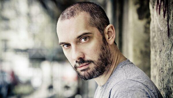 Британский хореограф Дэвид Доусон