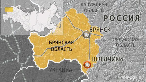 Село Шведчики Севского района Брянской области