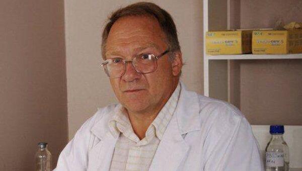Александр Полетаев, профессор НИИ нормальной физиологии имени Анохина РАМН