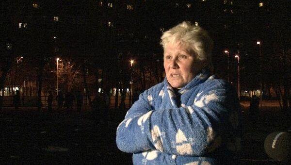 Хлопок, взрыв, огонь – очевидцы о пожаре в многоэтажке Москвы