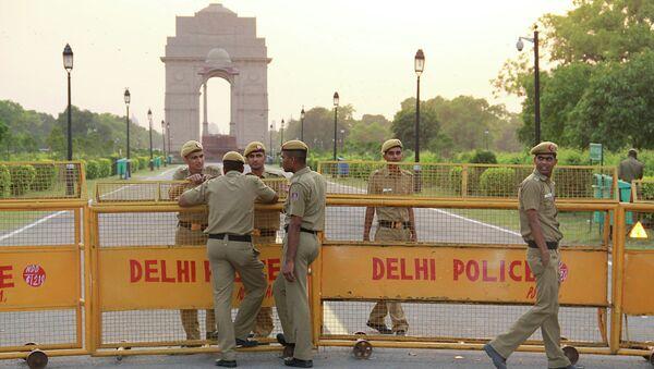 Район Ворот Индии. Архивное фото