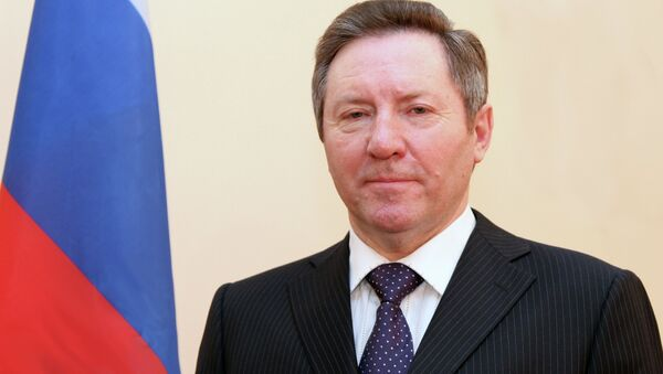 Олег Королев. Архивное фото