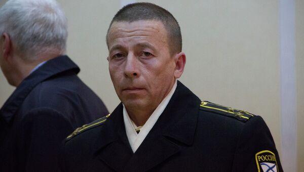 Дмитрий Лаврентьев на процессе по делу АПЛ Нерпа