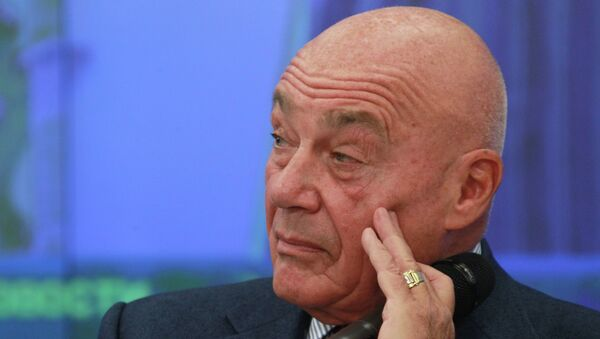Познер: Армении нужна демократия, Азербайджану - нет