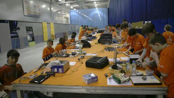 Международные Состязания Роботов