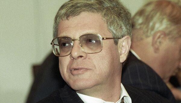Министр финансов РФ Александр Лившиц