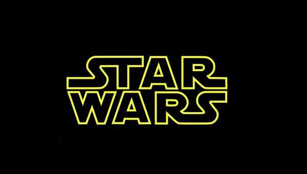 Лготип Звездные войны